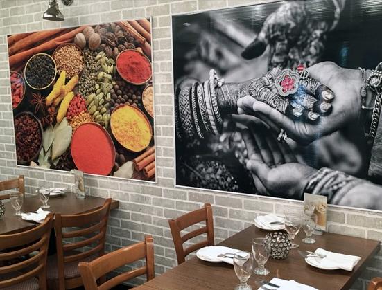 Fine Dining Indian Cuisine Toronto